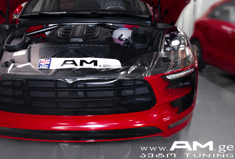 Porsche Macan Gts Interior >> PORSCHE MACAN GTS 2016 | Car Wrapping | AUTO.AM.GE