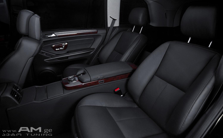 Mb gl 2008 interior design auto am ge for Interior designs auto