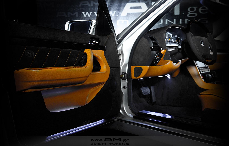Mb s600 interior design auto am ge for Interior designs auto